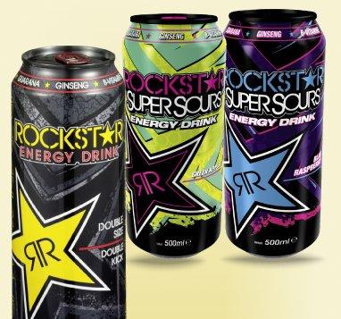 ROCKSTAR ENERGY DRINK 0,5l Dose -41% sparen NUR 0,99€ Bundesweit Penny Markt