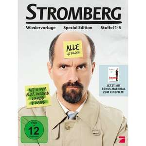 [Müller] Stromberg - Staffel 1-5 (Deluxe Edition)