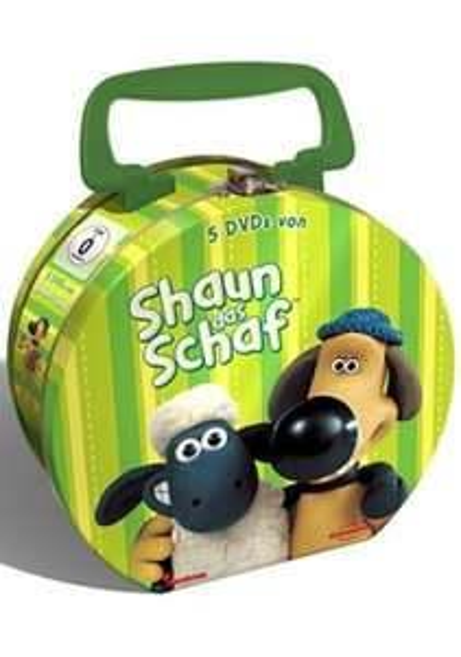 Shaun das Schaf Limited Lunchbox Edition bei Media-Dealer