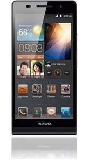 Huawei Ascend P6 schwarz für 199 Euro @Base.de