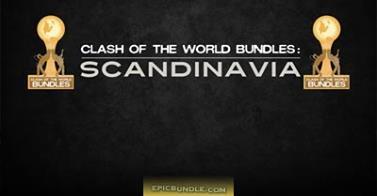 Groupees - Clash of the Worlds - Scandinavia Bundle [Upd.:Bonus, Geheimes Spiel]