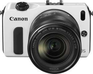 Canon EOS M + 18-55mm IS + 90EX im MM Cottbus 199€