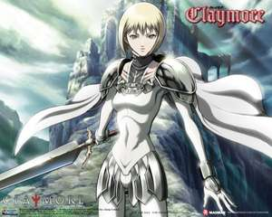 Claymore Anime