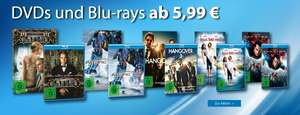[Müller] Blu-rays und DVDs ab 5,99€ (Pacific Rim, Man of Steel, Hobbit...)