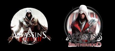 (MAC) Assassin's Creed 2 und Assassin's Creed Brotherhood im Bundle für den MAC