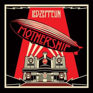 [Amazon] Led Zeppelin Mothership Doppel CD + AutoRip