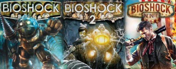 [Steam] Bioshock Tripple Pack