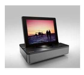 Panasonic SC-NP10EG-K Tablet-Dock 2.1 Bluetooth Lautsprecher @Cyberport für 75 € inkl. Versand
