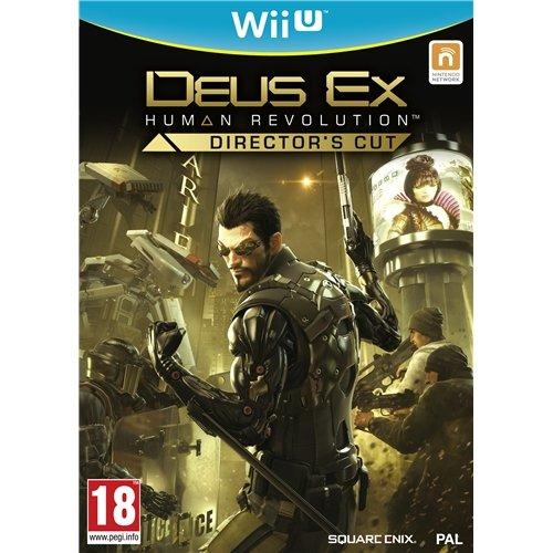 Nintendo Wii U - Deus Ex: Human Revolution (Director's Cut) für €9,88 [@Play.com]