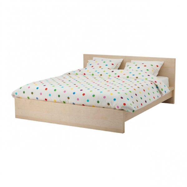 IKEA Malm Bett für 89€