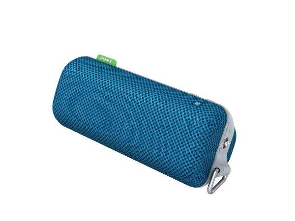 [Redcoon.de] Sony SRS-BTS50L Blau (Bluetooth-Speaker, NFC, Karabinerhaken) für 65,99 € ohne Vsk