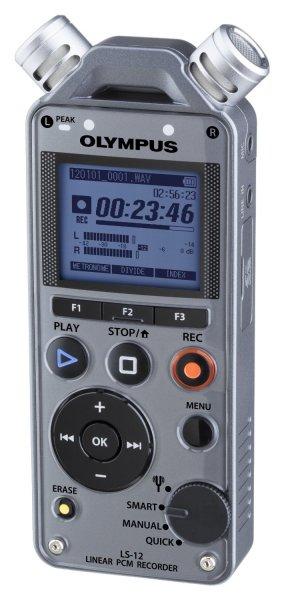 [amazon.de] Olympus LS-12 Digitaler PCM-Rekorder (24bit/96kHz)