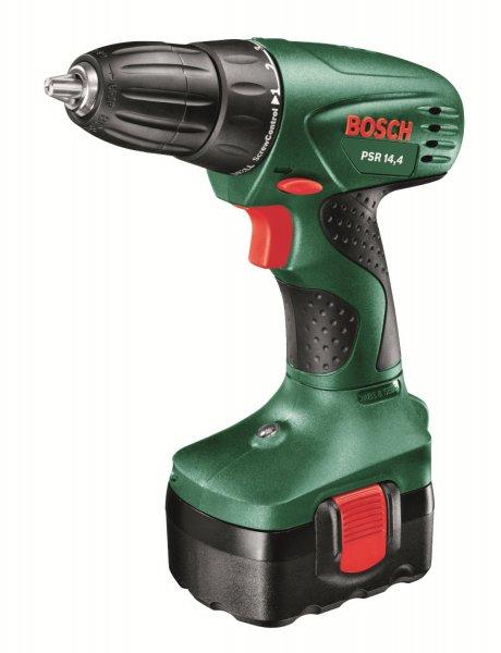 Bosch PSR 14,4 Akku-Bohrschrauber für 45€ @Amazon.co.uk