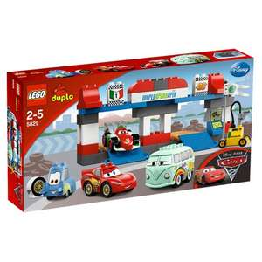 Lego Duplo Cars Großer Boxenstopp (5829) ab 19€ @Real
