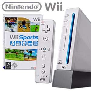 Nintendo Wii + Wii Sports [Amazon WHD] ab 61€ @Amazon UK