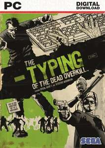 The Typing of the Dead: Overkill [Steam] für 3,63€ @ Amazon.com