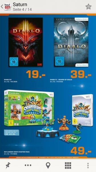 [Lokal Wuppertal] Diablo 3 PC für 19€