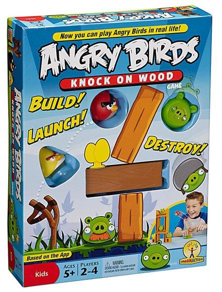 Mattel -  Angry Birds, Brettspiel zur App [offline] @ Rossmann