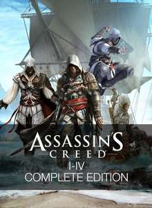 Assassins Creed I - IV - Complete Edition