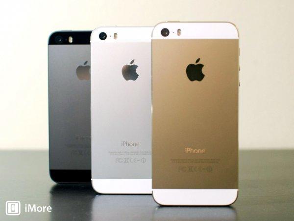 iPhone 5s + Vodafone Smart M für 654,76 € @ Handyschotte.com