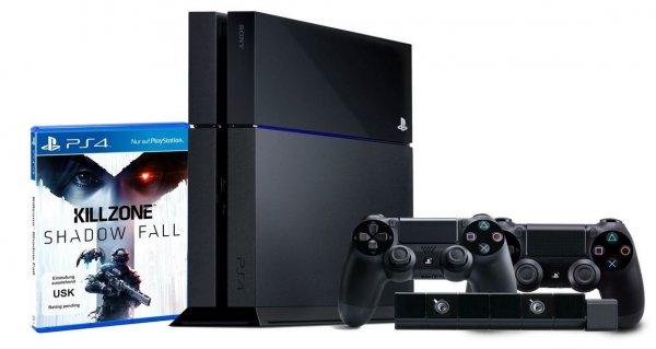 Playstation 4 in diversen Bundles ab 349,24€ [Amazon WHD] @ Amazon.es