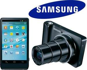Samsung Galaxy Camera GC 110 WiFi in 2 Farben (16 MP, WiFi, GPS, Full HD Video, HD Touch LCD) conrad Produkt des Tages