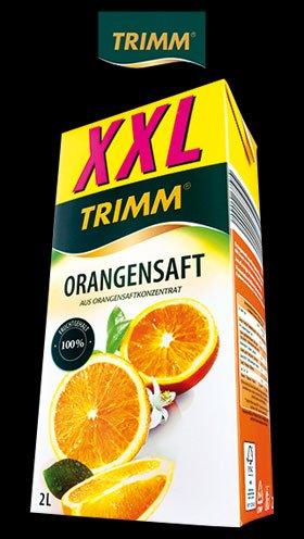 ORANGENSAFT 2L NUR 1,55€  100% Fruchtgehalt NORMA