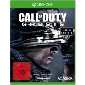 [XBOX One] Call of Duty Ghosts - Digital Download für 46,99€