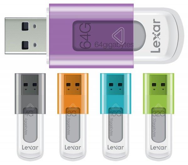 LEXAR USB-Stick JumpDrive S50 - 64 GB