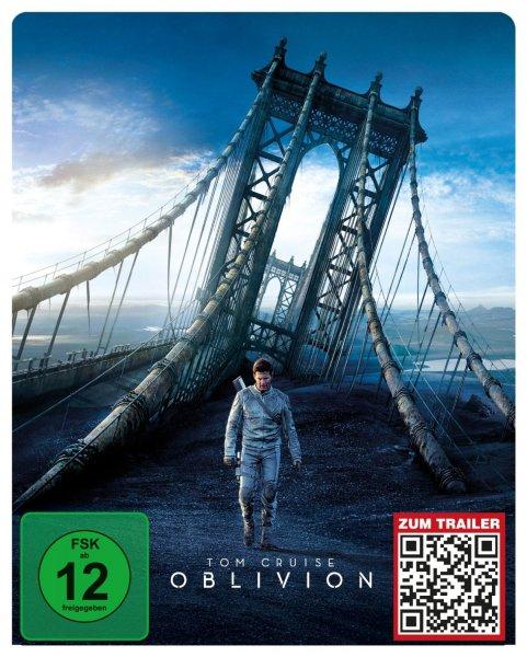 Media-Dealer.de: Oblivion (Steelbook) [Blu-ray] [Limited Edition] für 13,99€
