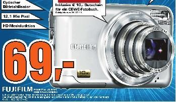 Saturn Karlsruhe: Fuji FinePix JZ300 für 69€ (PVG 110€) / Saeco Incanto Deluxe für 299€ (PVG 379€) - und andere Angebote!