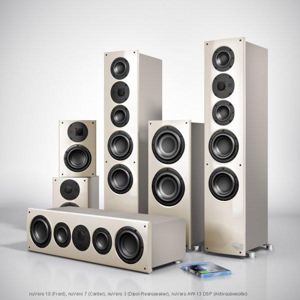 Nubert // alle Lautsprecher + Zubehör // kostenloser Versand