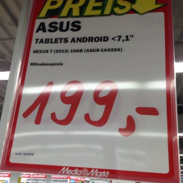Nexus 7 2013 16gb MM Esslingen