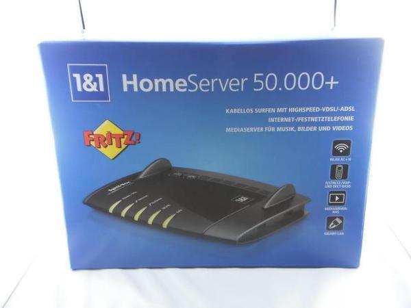 1&1 Fritzbox 7490 (Homeserver 50000+) für 1&1 Kunden.