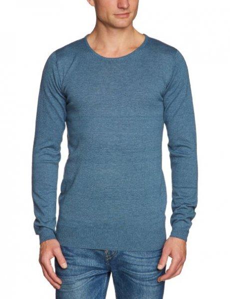 Solid Herren Pullover Blau in XL/XXL ab 7,74€ bei Amazon