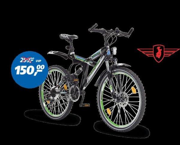 REAL Zündapp Mountainbike für 150,00 €