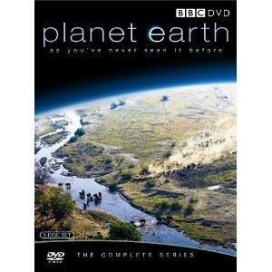 komplette 5er DVD-Box Planet Earth@ amazon.co.uk für 11,69€ inkl. Versand