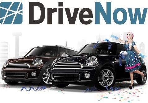 DriveNow Aschermittwoch-Aktion für Köln & Düsseldorf: Registrierung € 4,99 statt € 29,00 (nur heute 07.03.2014) + Aktionen zu allen anderen DriveNow-Städten