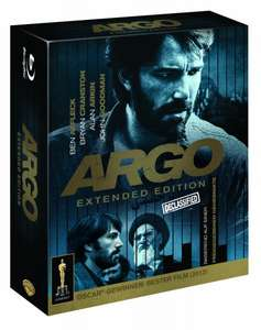 [amazon.de] Argo - Extended Cut [Blu-ray] [Collector's Edition] für 19,97 €  ohne Vsk