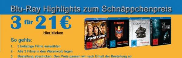 4u2play.de: 3 Blu-rays für 21€ (versandkostenfrei)