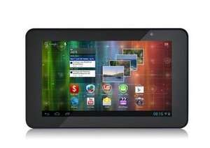 "Ab 12 Uhr  Prestigio MultiPad 7.0 HD black mit 7"" Display, 1GB RAM, 4GB und Android 4.1 (PMP3970B_DUO) @NBB 59,90 €"
