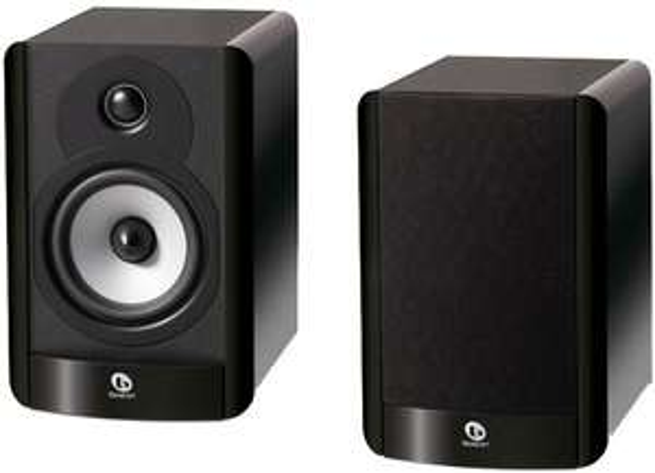 1 Paar (2 Stück) Boston Acoustics A25 Lautsprecher [Schwarz] € 149.- (Versandkostenfrei) @ soundpick.de