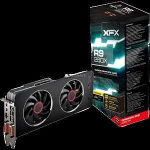 "XFX Grafikkarte ""R9 280X Dual Fan Black"" 269,90 Euro @ ZackZack (Alternate)"
