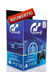 Gran Turismo 6 inkl Controller für die PS3