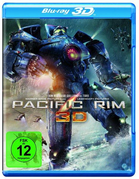 Pacific Rim Blu-rays (3D+2D für 17,97 € und nur 2D für 7,77 €) @amazon.de