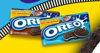 OREO Produktpaket kostenlos