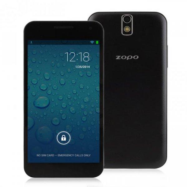 ZOPO 998 MTK6592 1.7GHz Octa-Core 5.5 Zoll - 219,99€