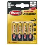 [Offline] Rossmann 4x Rubin Powerful Alkaline AA