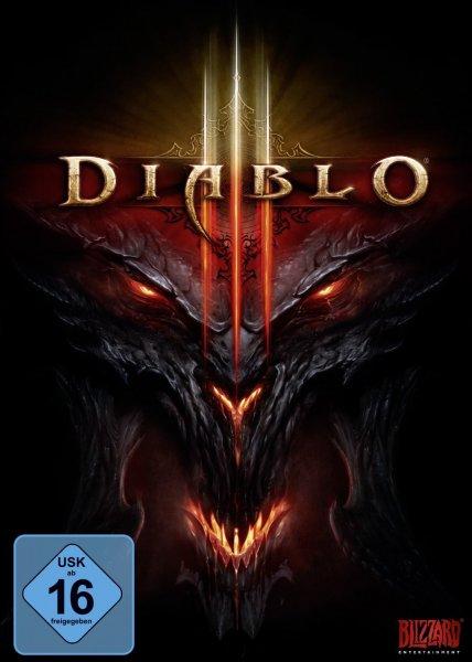 3x Diablo III + Steelbook [PC] [Amazon.de] (38,00 €)