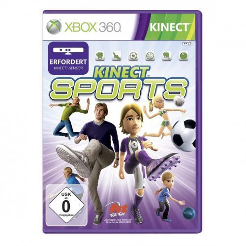 Kinect Sports für 30,98€ bei Voelkner versandkostenfrei, alle Zahlungsarten!